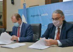 Basterra y Bordet firmaron convenios por más de $80 millones para fortalecer la producción agropecuaria en Entre Ríos